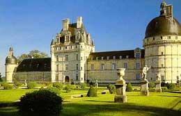 Замок  Валансэ