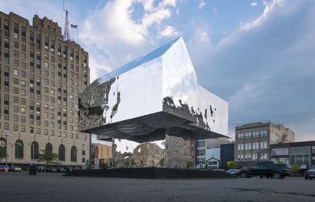 Еще одна 10-ка самых необычных архитектурных сооружений нашей планеты