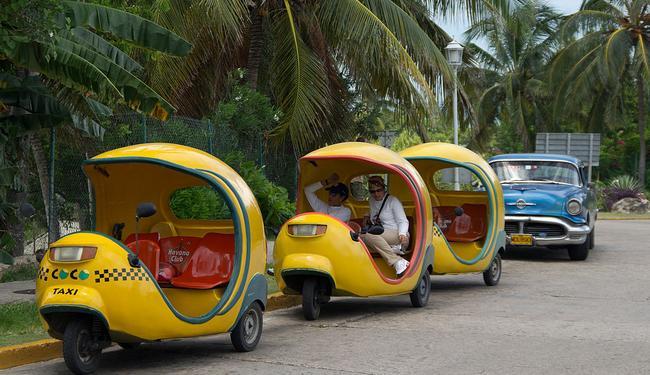 Транспорт на Кубе. Советы туристам