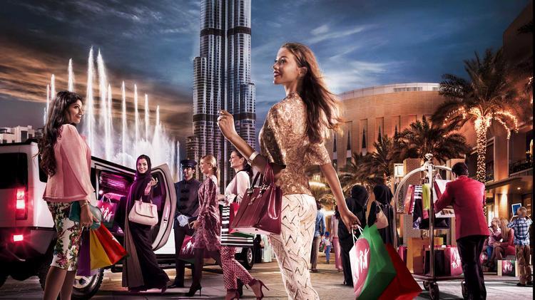 Календарь событий в Дубае. Осень–зима 2017/18