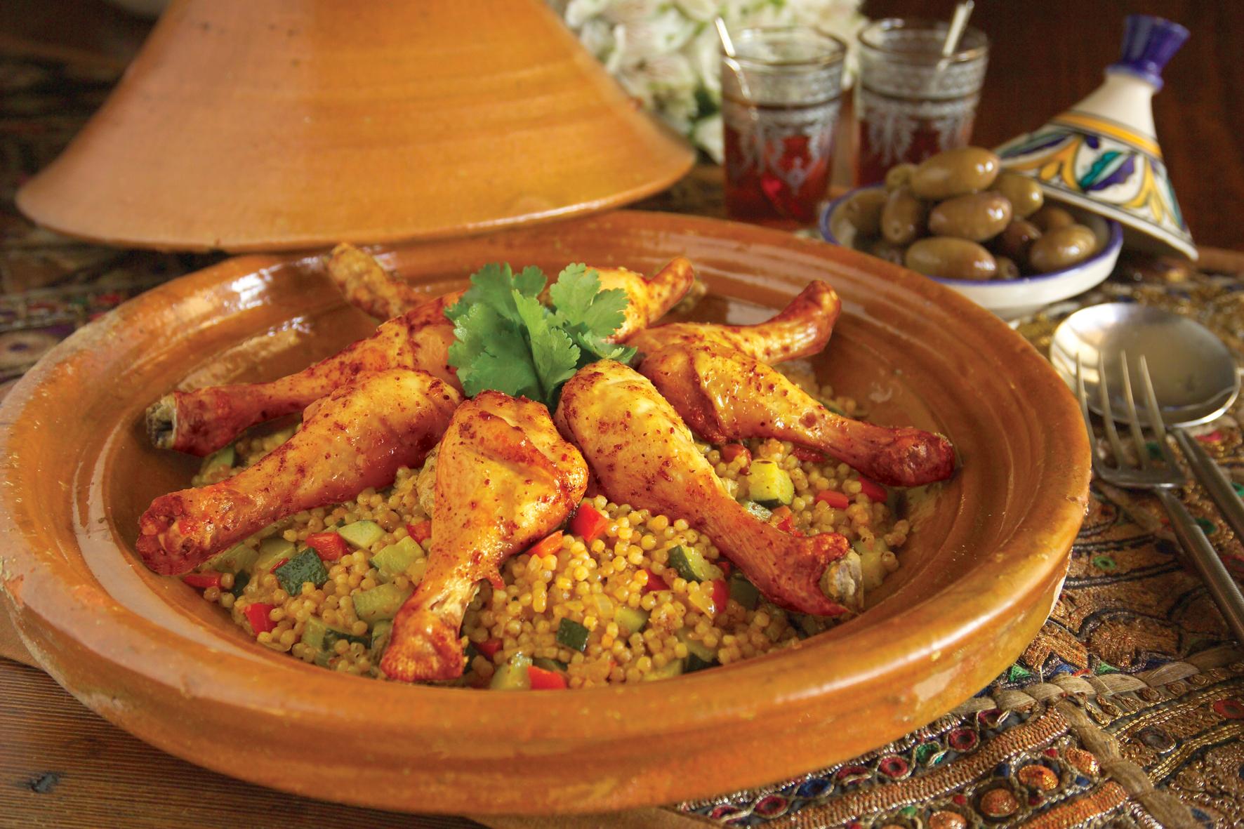 Что попробовать в Марокко?