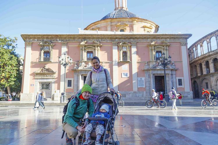 Кругосветка: часть 4. Месяц в Испании