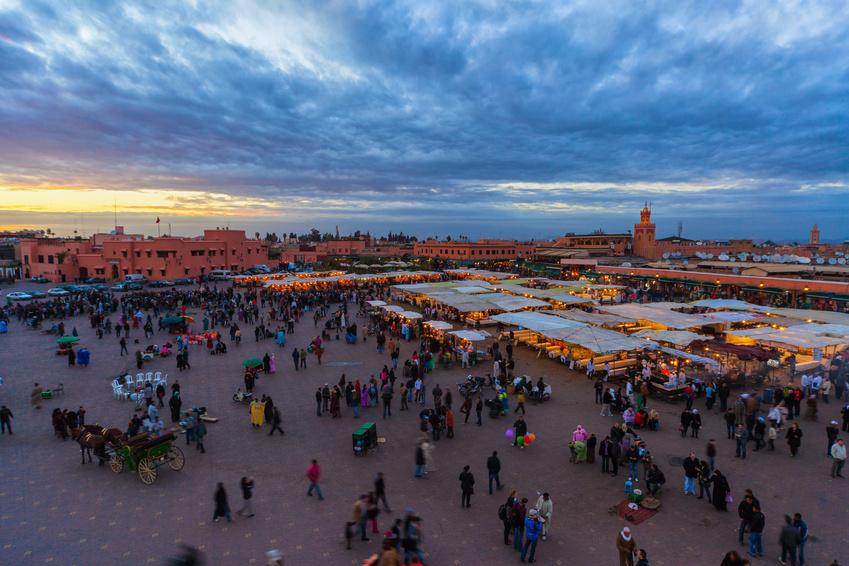 Что посмотреть в Марокко?