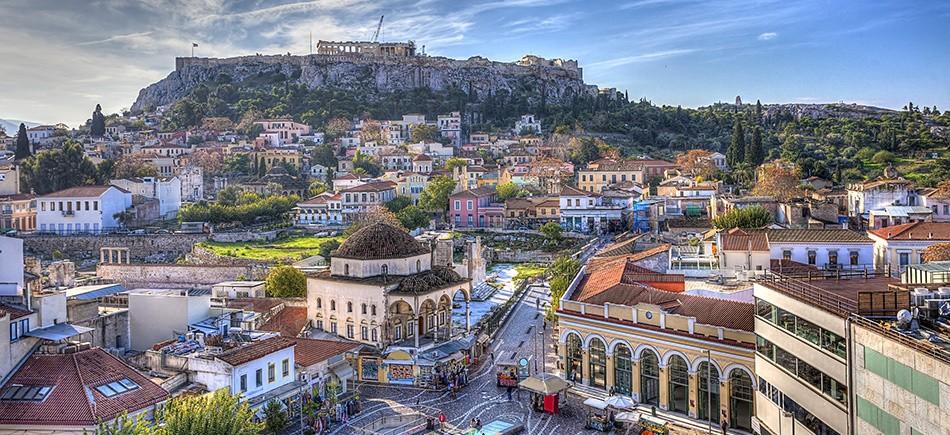 Александр Цандекиди: «Афины — не Париж? Да, они гораздо интереснее!»