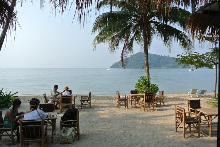 10 отелей на Ко Чанге, которые больше других нравятся туристам