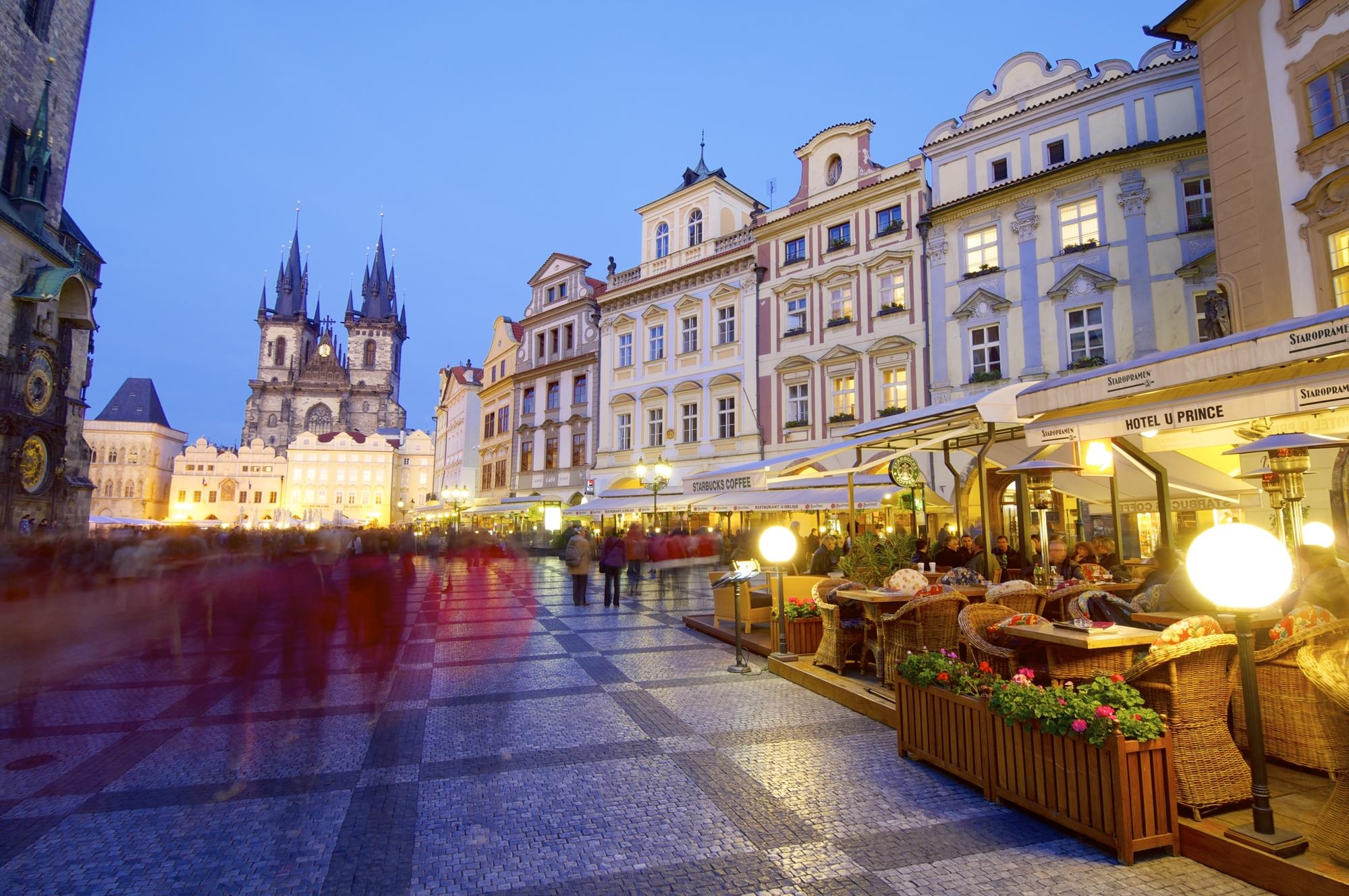 Пиво, кнедлики и не только: где поесть в Праге и сколько это будет стоить