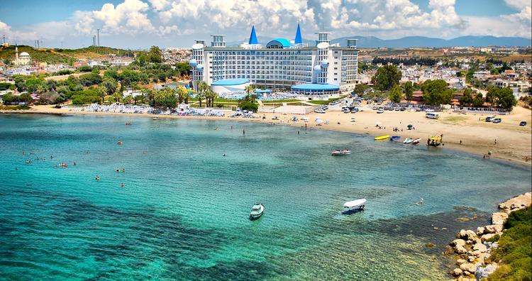 Где отдыхают жители популярных туристических стран?