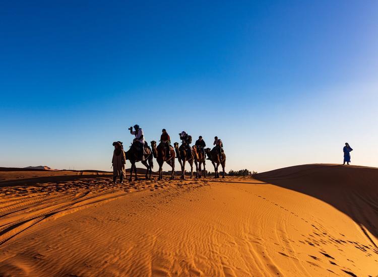 За что туристы со всего мира любят и ненавидят Марокко