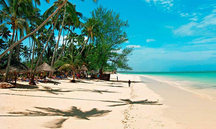 Так должен выглядеть рай. Самые красивые пляжи Занзибара