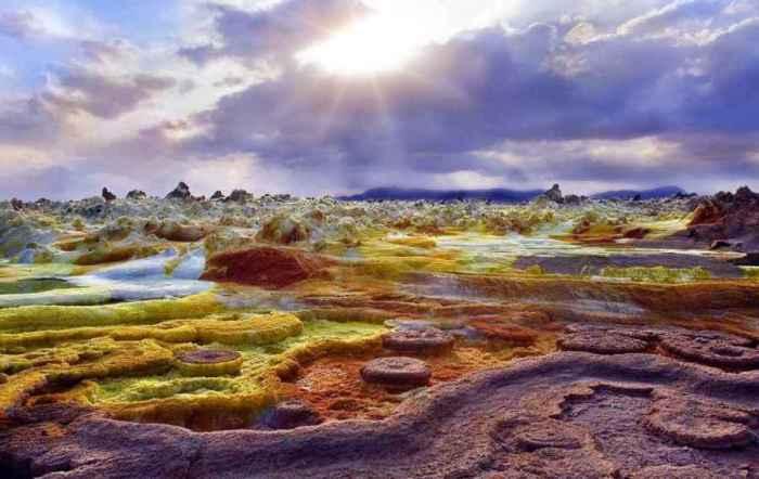 Не приезжайте сюда никогда: 7 самых опасных мест на планете Земля