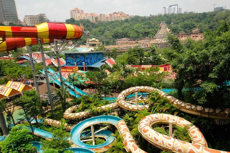 Города и курорты, без посещения которых поездка в Малайзию не удастся