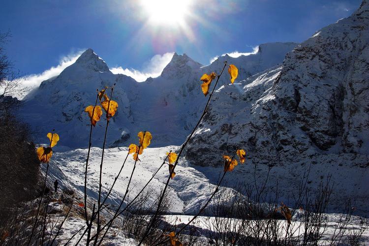 Рай для горнолыжников: где есть хороший снег в конце мая 2019 года