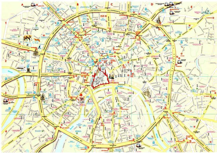 7 точных адресов в Москве, где обитают призраки и исполняются желания