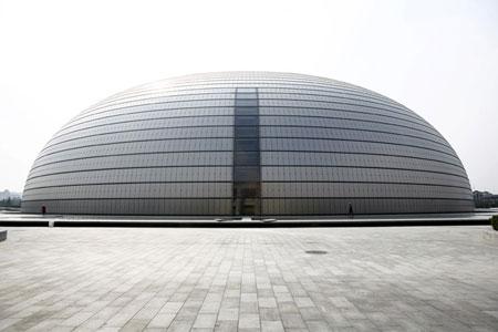 Пекин готовится к Олимпиаде 2008