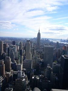 Вид на Манхеттен с вертолета, Нью Йорк, American Best Getaways Inc.