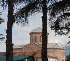 Храм в Пицунде