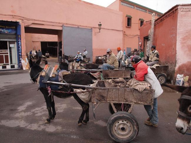 Такси на рынке
