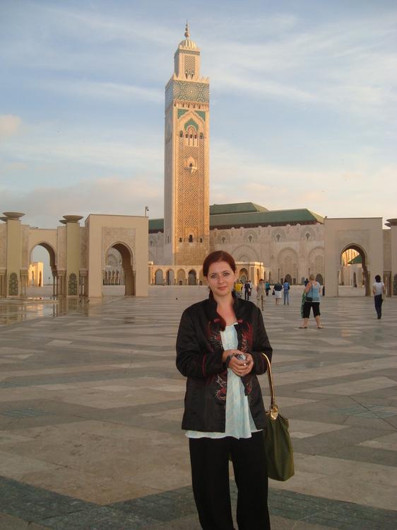 Главная Мечеть в Касабланке