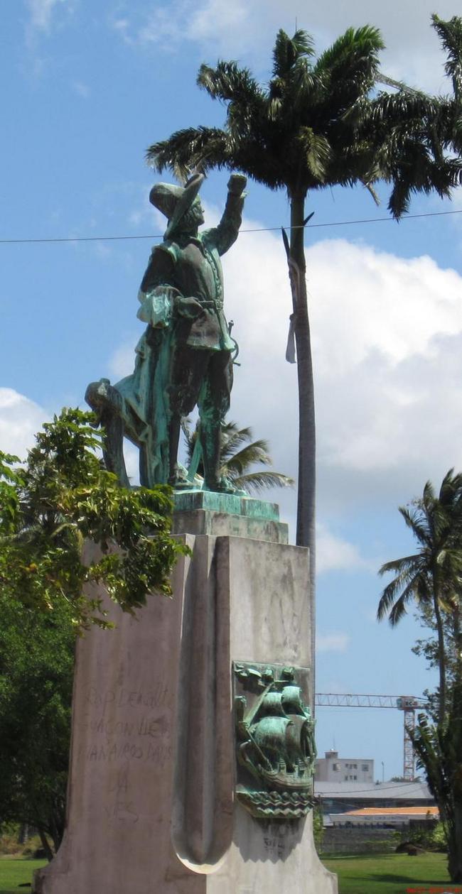 Pierre Bélain, Sieur d'Esnambuc (1585–1636), основатель первой французской колонии на Мартинике