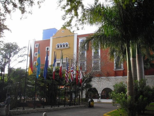 Мой отель в Мериде