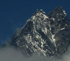 Гималайские пики.