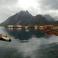Лофотенские острова прекрасны в любую погоду (фото: Стася Дёмина