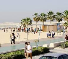 Пляж Джумейры