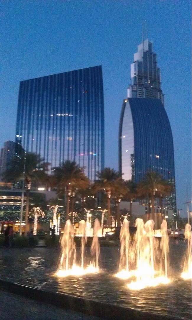 Дубай. Апрель 2016.