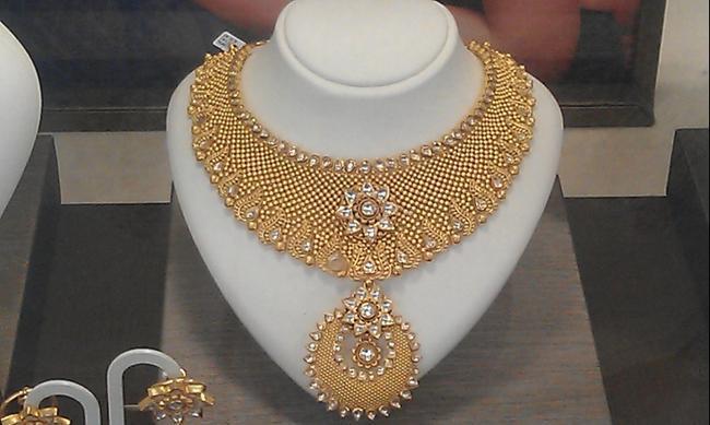 Дубай. На Золотом рынке в Дейре.