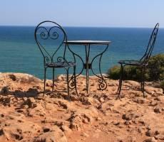 пляж Vale Covo
