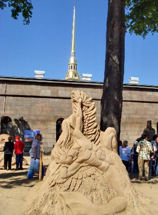 скульптура...