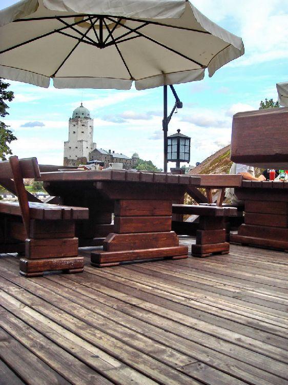 Ресторан на Петровской горе