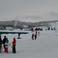 Хвалынский горнолыжный курорт. Учебный склон