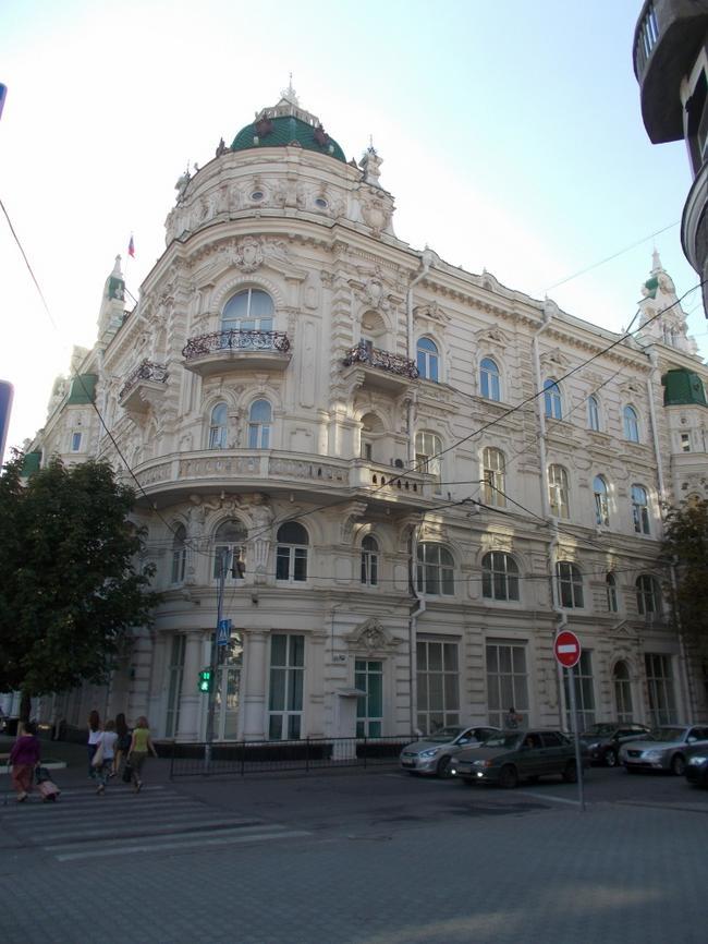 Здание Городской думы (1899г.)