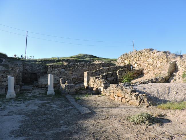 городище Нимфей.