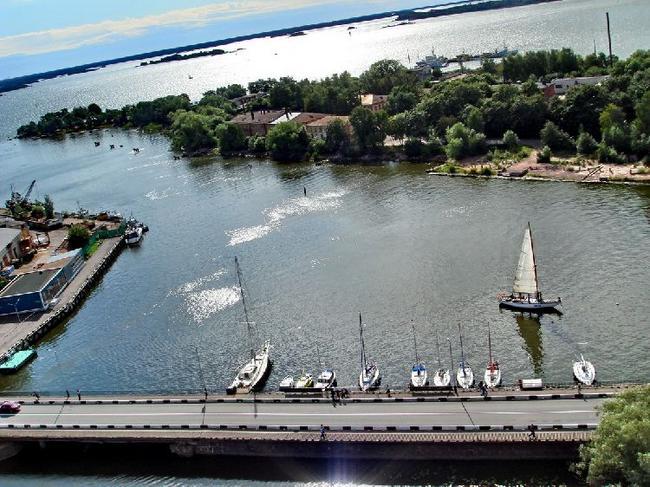 Выборгский яхт-клуб