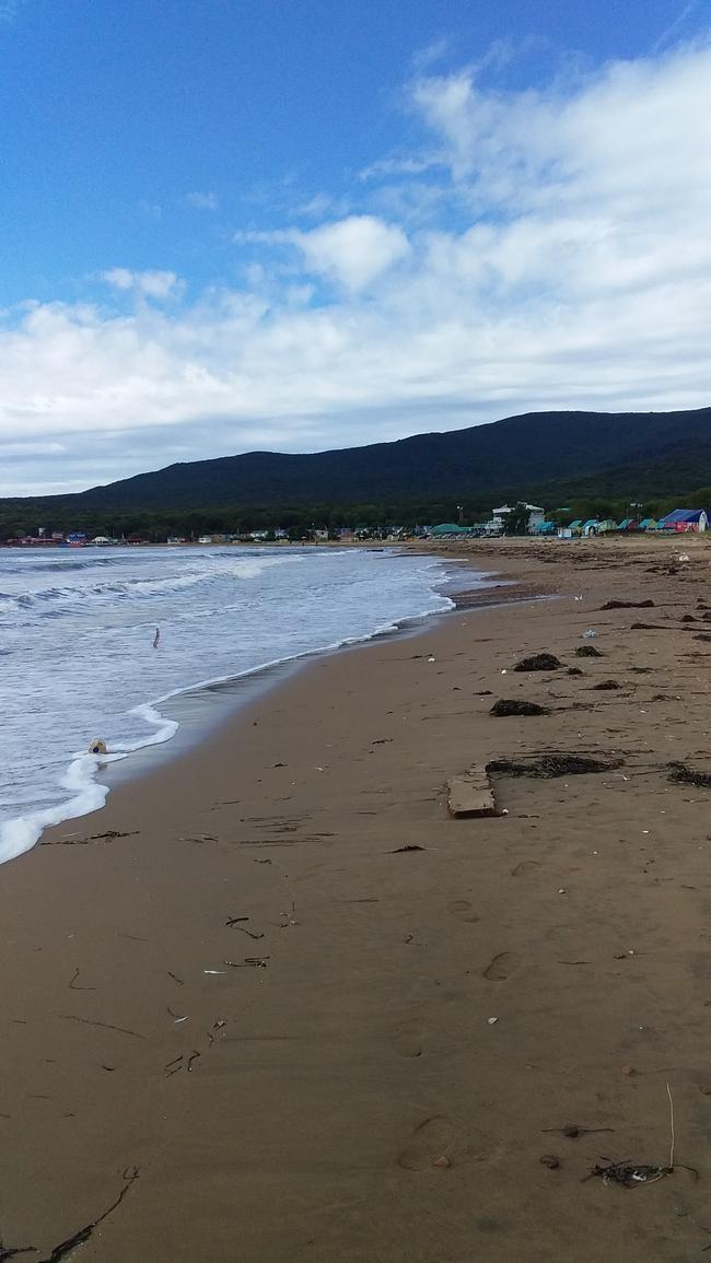 """Пляж """"Шамора"""""""