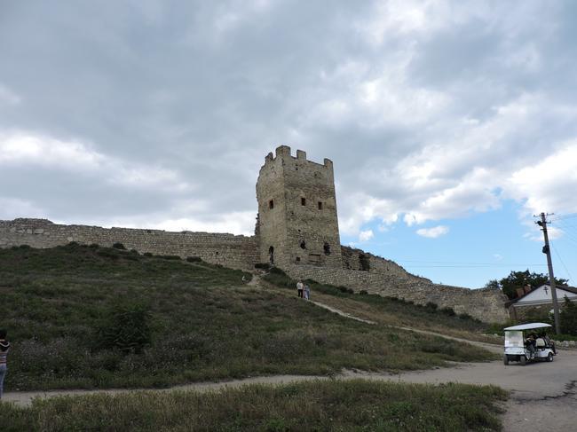 Крепость Кафа.