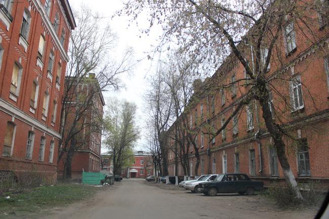 Морозовский городок
