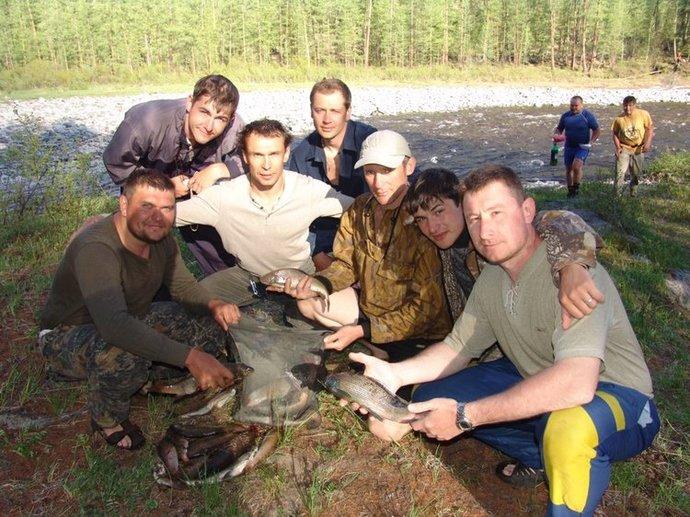 озеро тинуксеньярви рыбалка