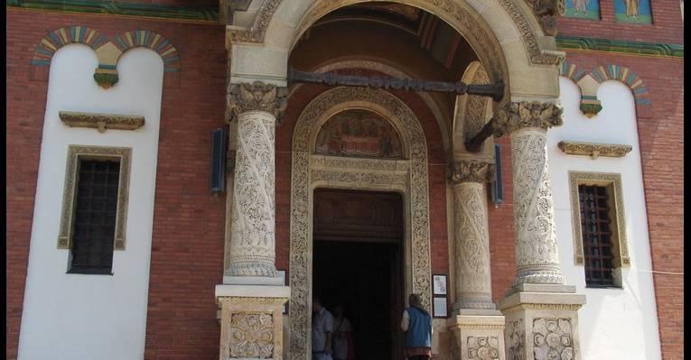 Монастырь в Синае