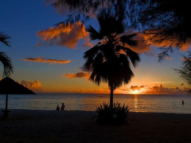 Закаты на Сайпане