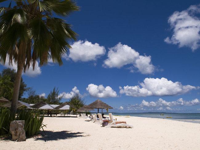 Пляж моей мечты