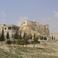 Саедная, вид на монастырь