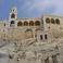 Саедная, православный монастырь Божьей Матери