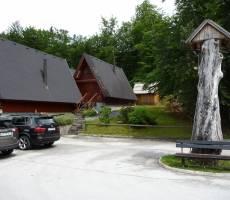 Туристическая деревня в Бохине