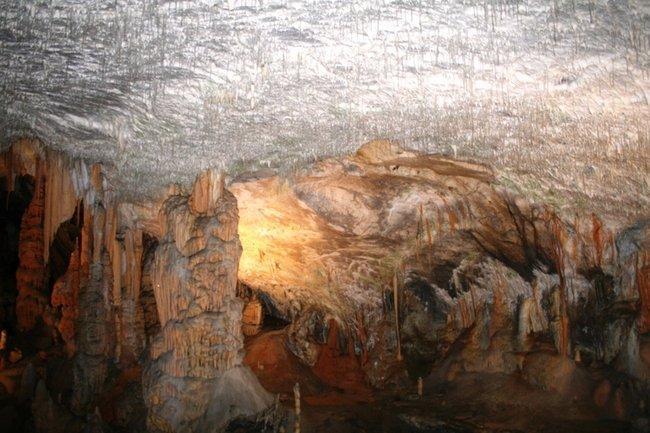 """Постойская пещера """"Спагетти"""""""