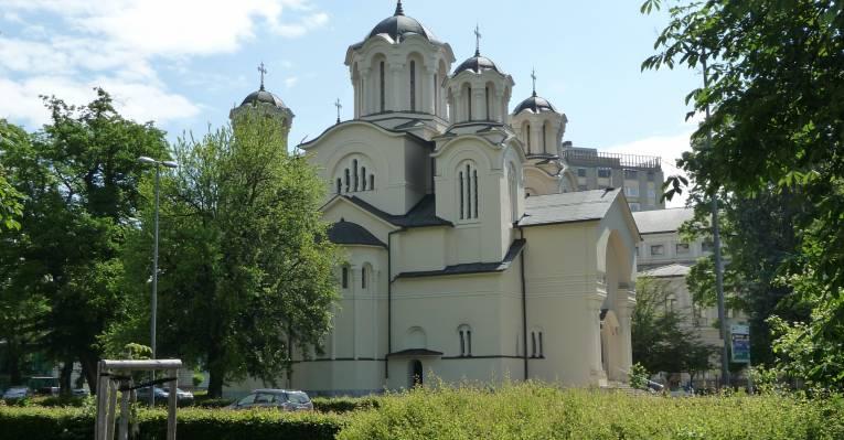 Церковь Кирилла и Мефодия в Любляне