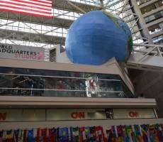 В здании CNN