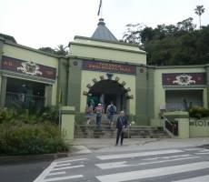 нижний вход в зоопарк Таронга
